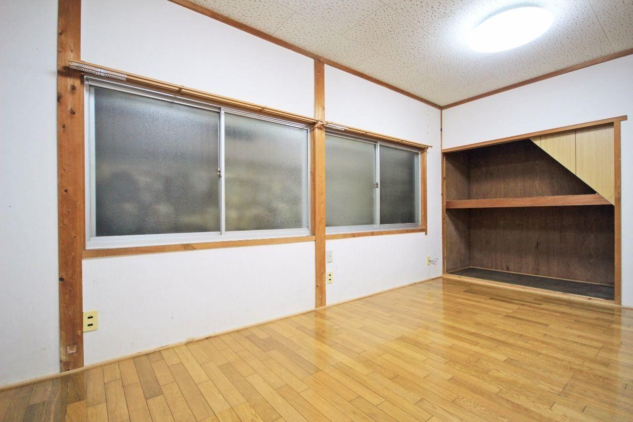 ヤマモト地所の賃貸アパートの平和アパート 2号室の内観の4枚目