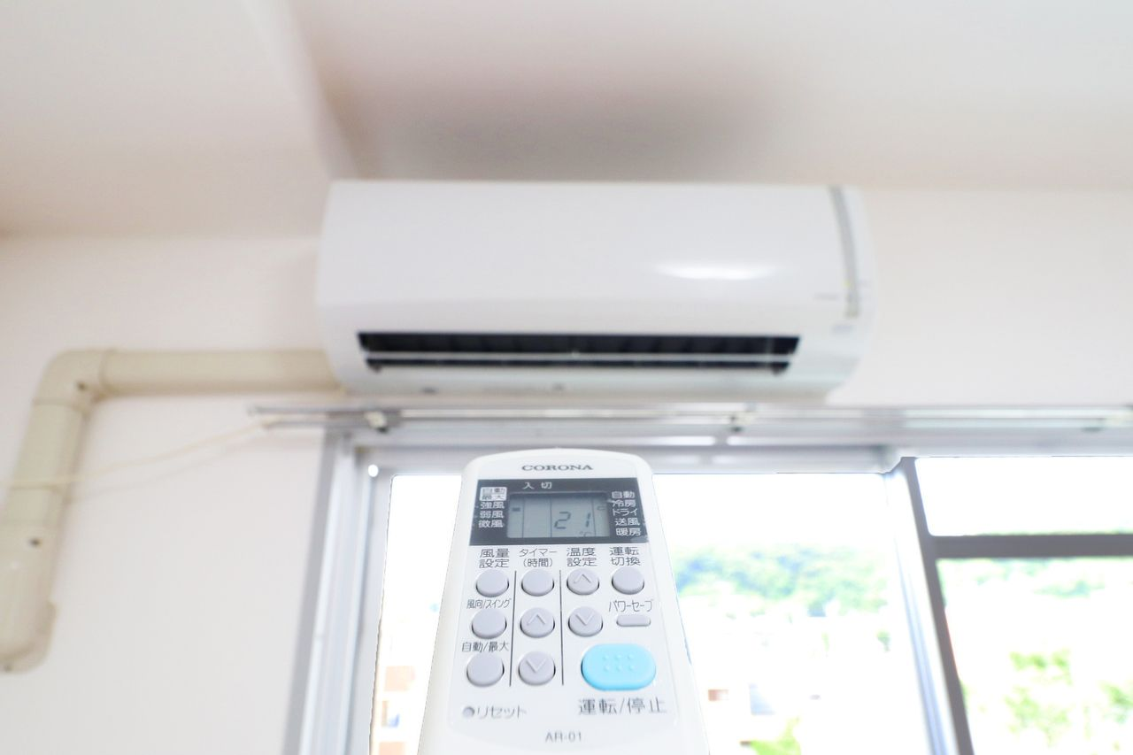 四万十市の夏はとにかく暑い!ですが室内では快適にすごせます♪