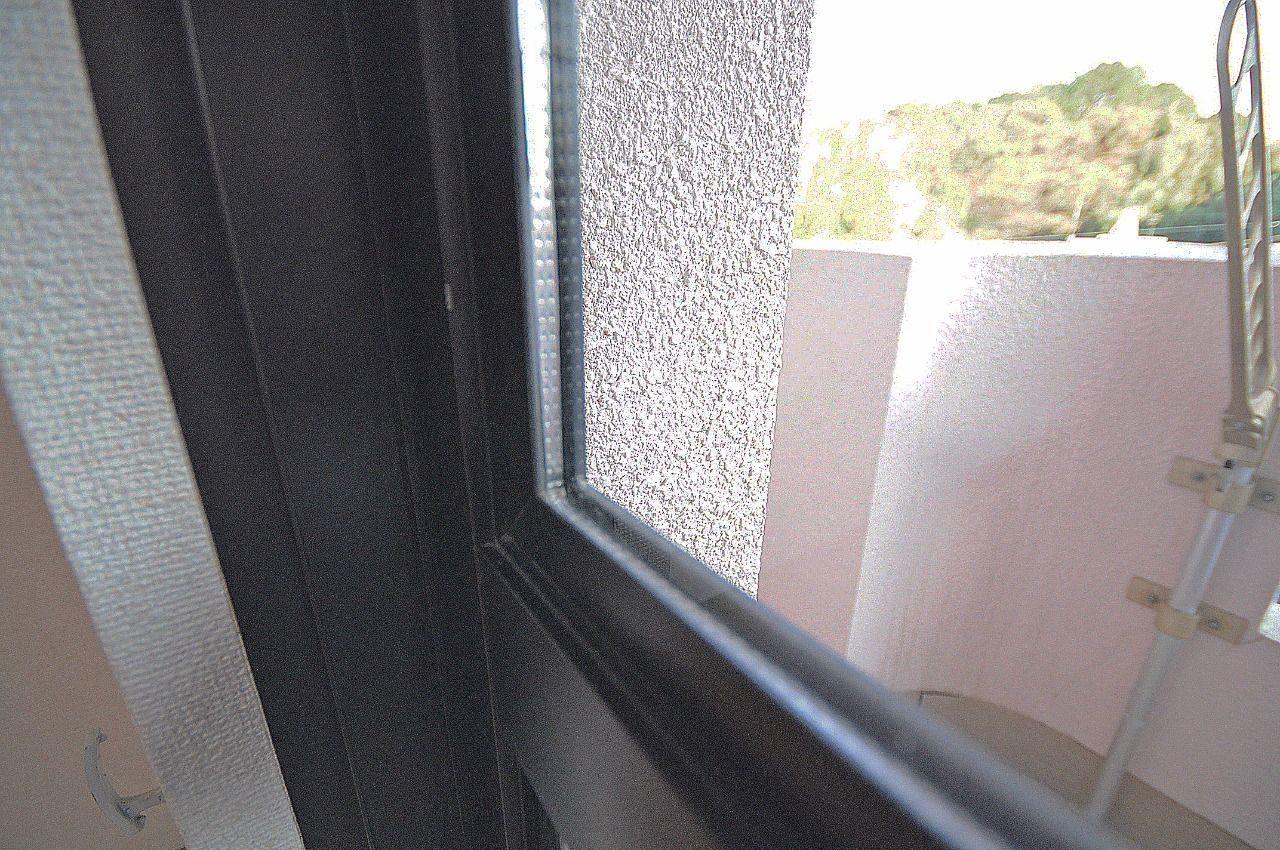 2層構造になっているガラスです。 断熱性に優れ、結露防止にも。