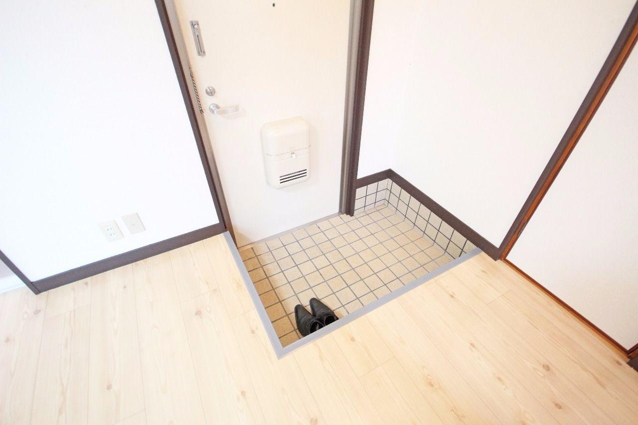 ヤマモト地所の夕部 大輔がご紹介する賃貸アパートのサンライフ寿 1Cの内観の1枚目