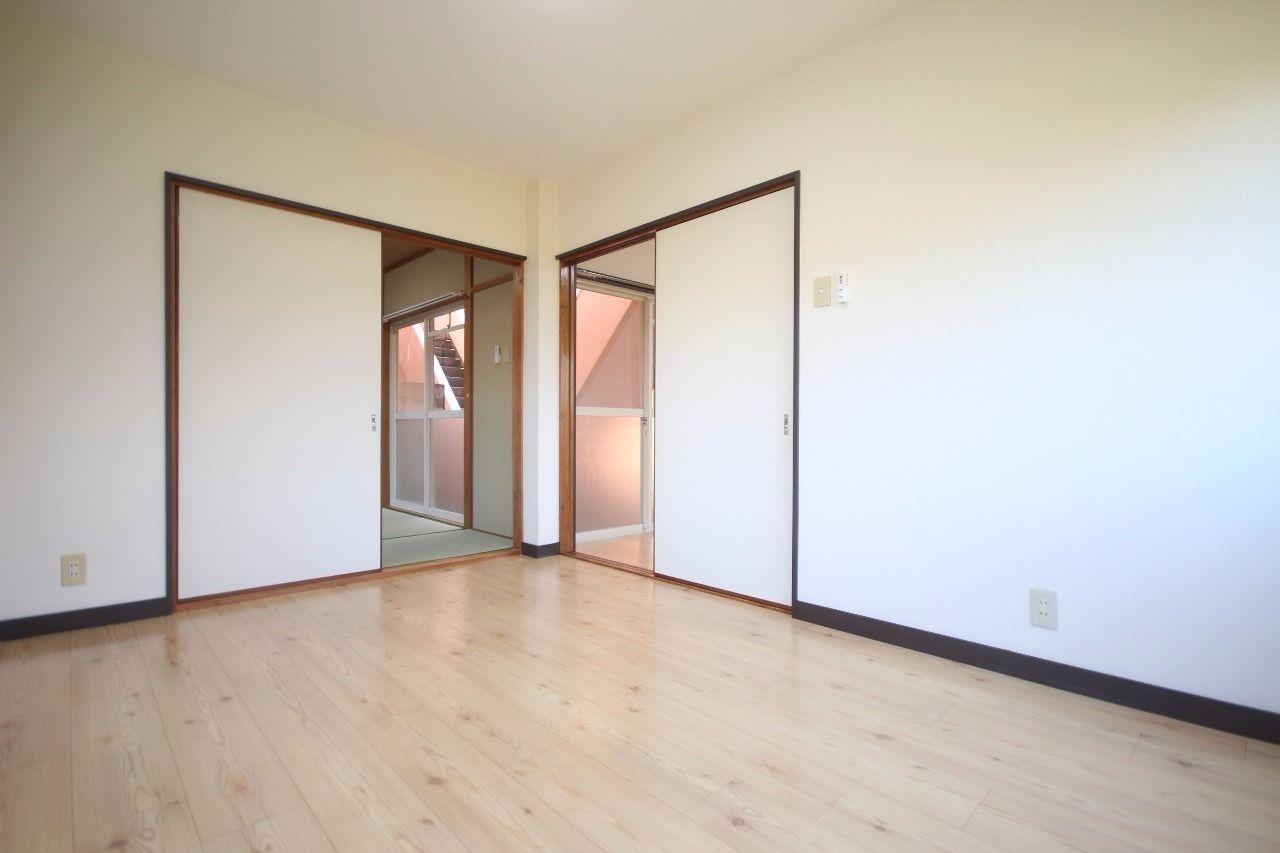 ヤマモト地所の夕部 大輔がご紹介する賃貸アパートのサンライフ寿 1Cの内観の16枚目