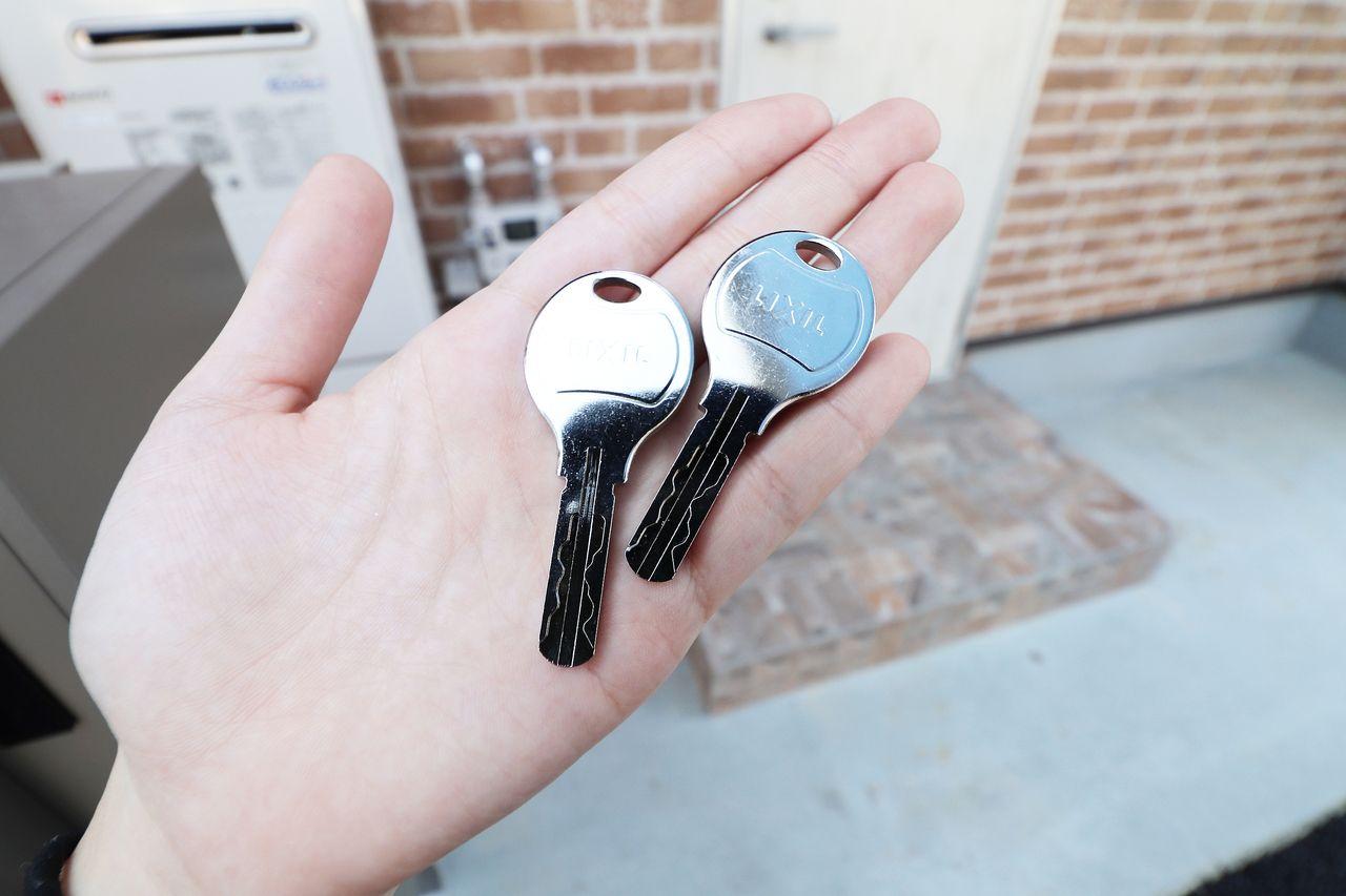 ウェーブキーは作成が難しく、高度な技術を持った鍵屋でなければ精巧なウェーブキーは作れないとまで言われています。それがウェーブキーの不正開錠に対する強さの裏付けにもなっているのです!
