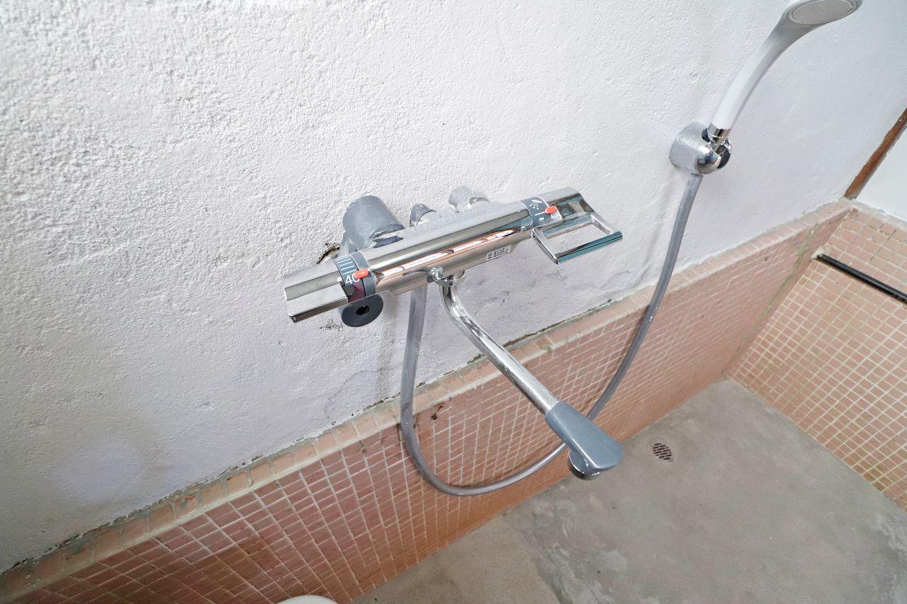 すばやく自動で調節してくれるので捨て水の量を最小限にすることができます٩(๑òωó๑)۶