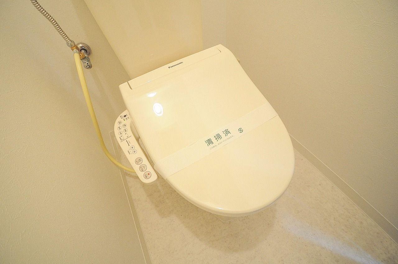 おしりだって洗ってほしい! デリケートなおしりを清潔にしてくれるアイテムです。