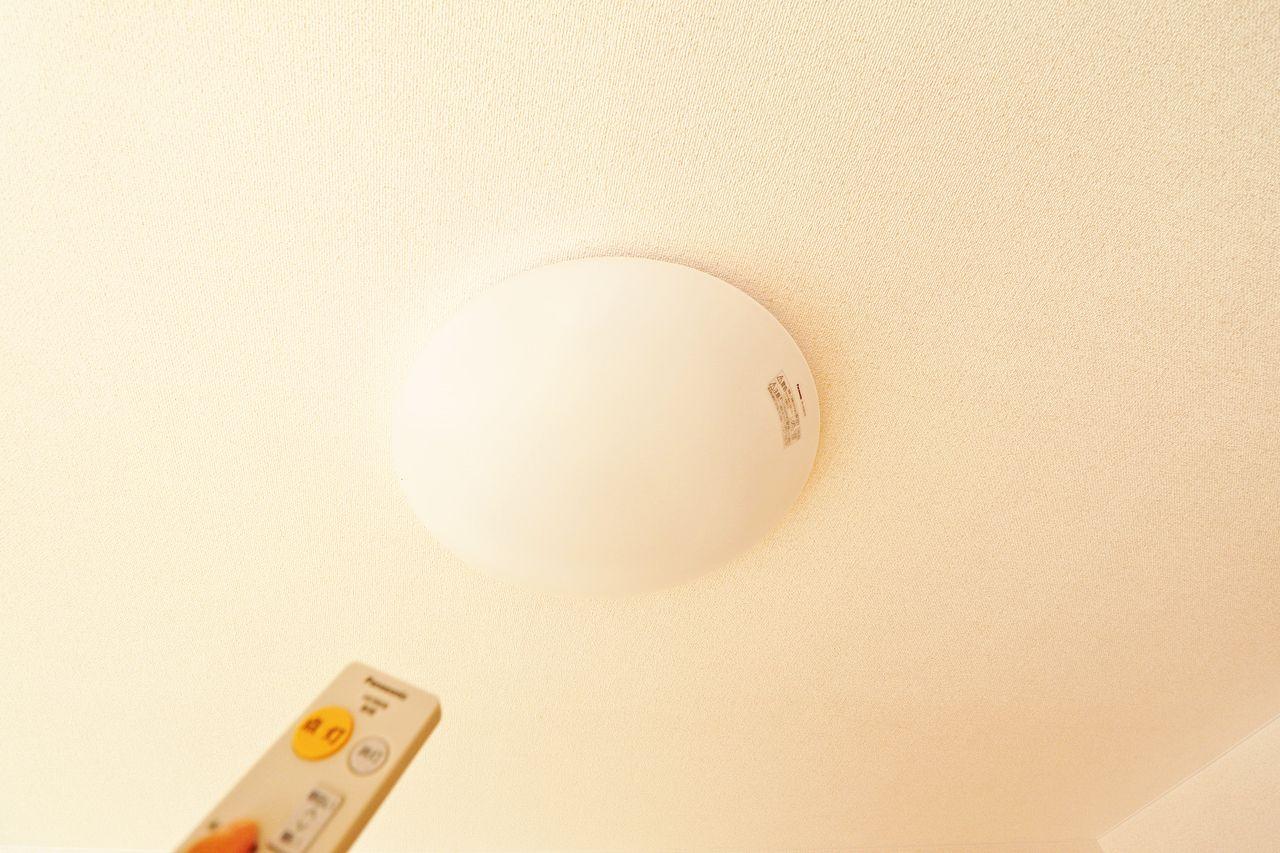 全室照明付き。入居日から明るいお部屋!家電購入費も抑えられます♪