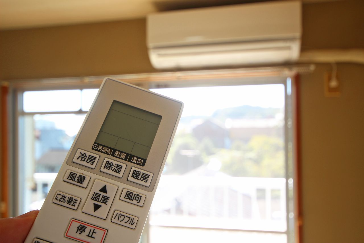寒い冬も暑い夏も快適に過ごせる、今や必須の設備です。