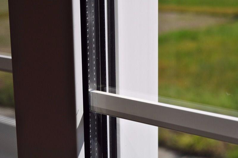 熱効率の高いあると便利なペアガラスが設備でついています。
