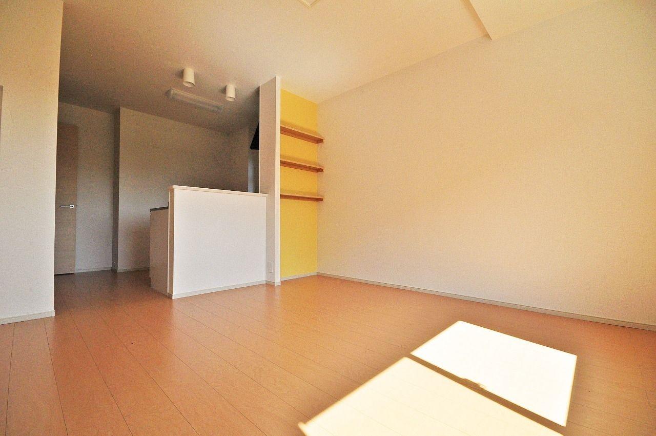 ヤマモト地所の夕部 大輔がご紹介する賃貸アパートのカーサプラシードA 101の内観の6枚目