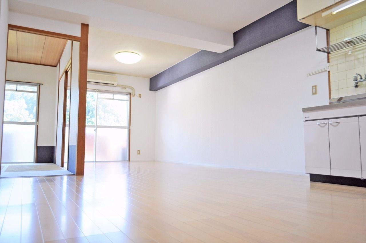 ヤマモト地所の夕部 大輔がご紹介する賃貸マンションのSAKURAS具同 505の内観の8枚目