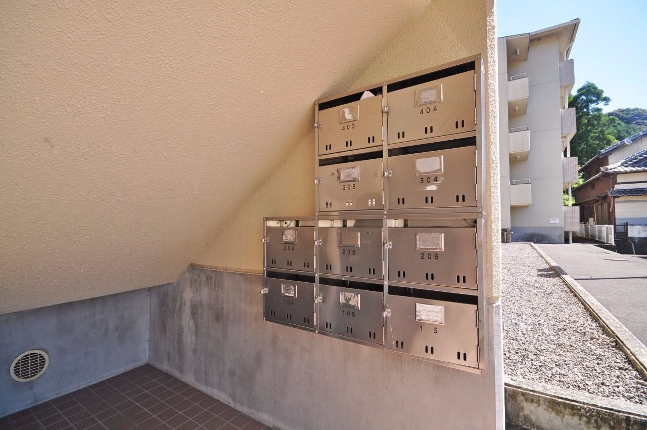ヤマモト地所の山本 祐司がご紹介する賃貸マンションの夕陽ヶ丘ハイツ 303の外観の9枚目