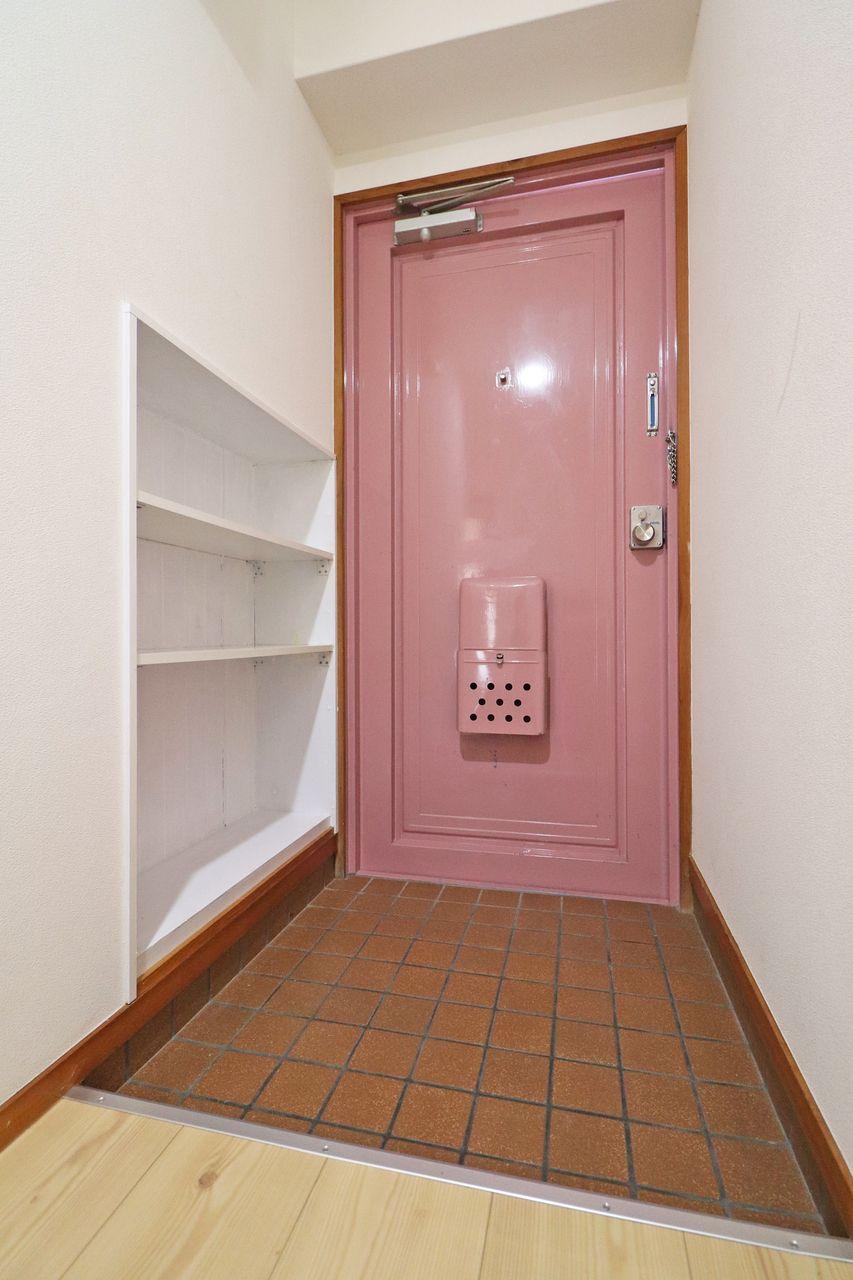 よくお客様に「この手作り感がいいね~」と言っていただけるシューズボックスです!玄関はいつもスマートに。