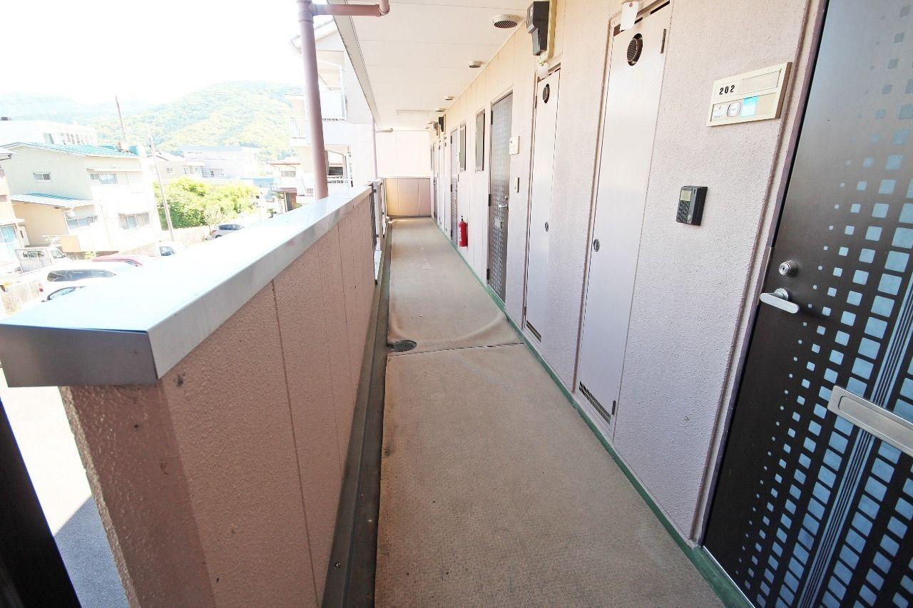 ヤマモト地所の那須 裕樹がご紹介する賃貸マンションのレジデンス・ドイ 203の外観の2枚目