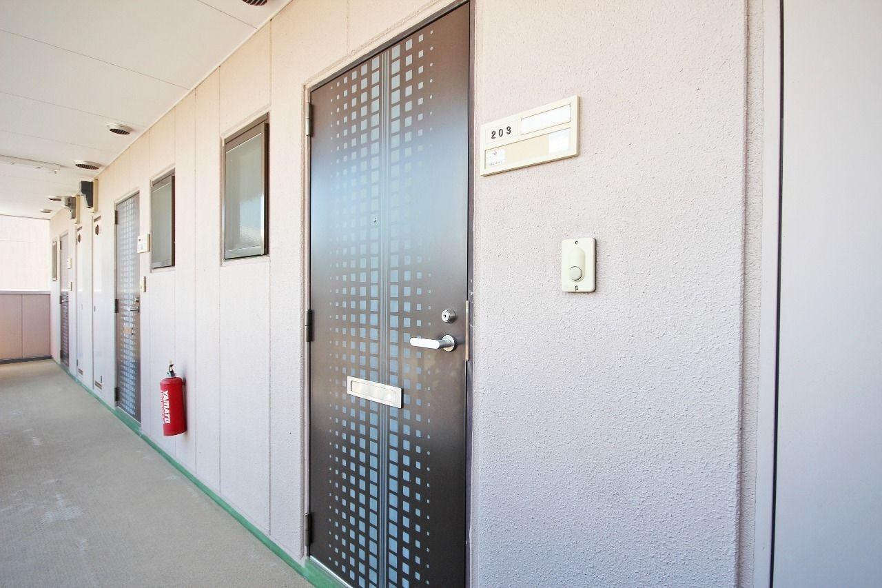 ヤマモト地所の那須 裕樹がご紹介する賃貸マンションのレジデンス・ドイ 203の外観の1枚目