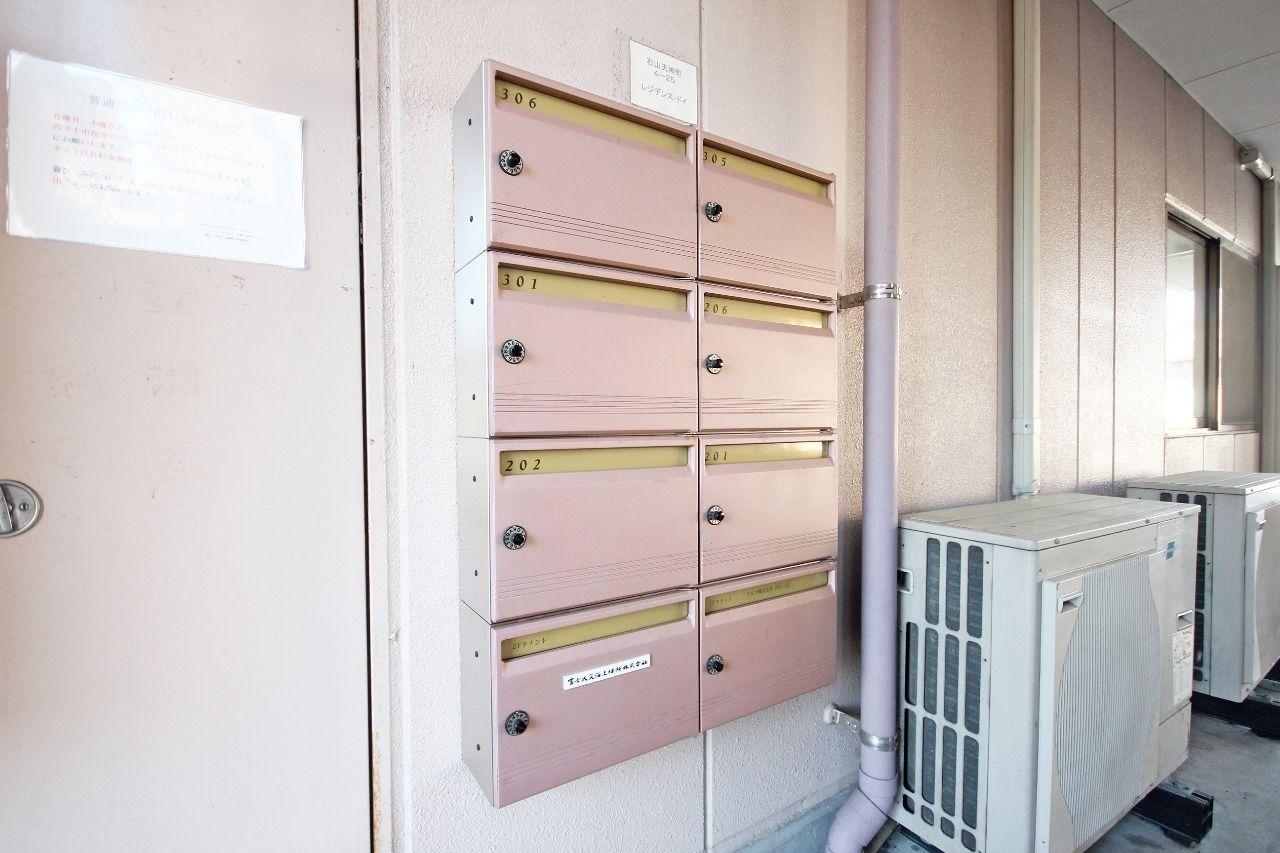 ヤマモト地所の那須 裕樹がご紹介する賃貸マンションのレジデンス・ドイ 203の外観の4枚目