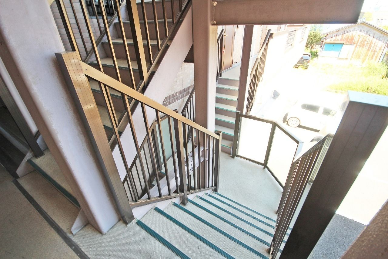ヤマモト地所の那須 裕樹がご紹介する賃貸マンションのレジデンス・ドイ 203の外観の3枚目