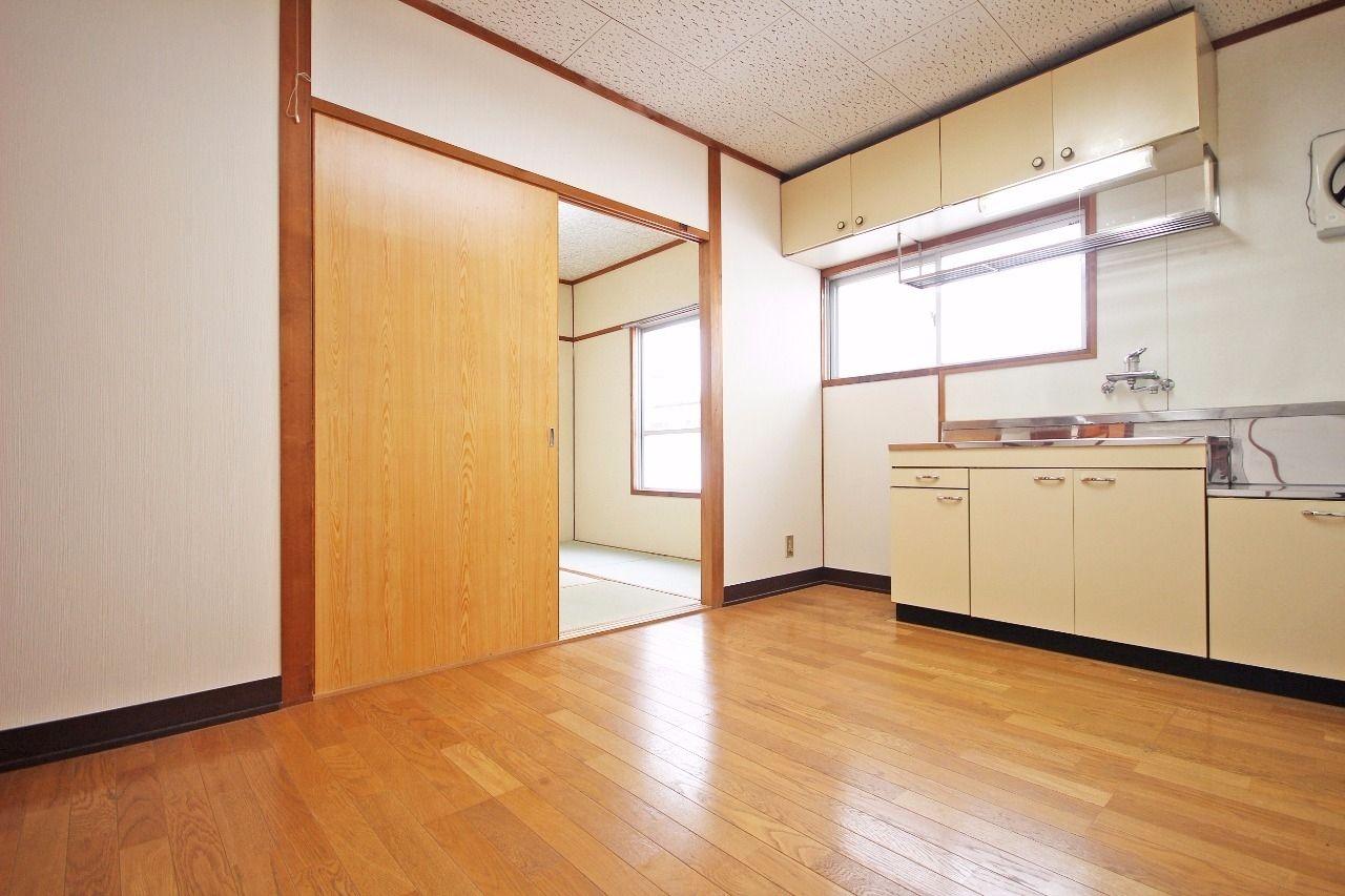 ヤマモト地所の夕部 大輔がご紹介する賃貸マンションの西南マンション 18の内観の3枚目