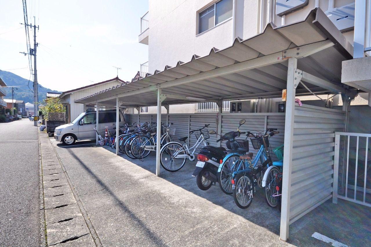 ヤマモト地所の長岡 優がご紹介する賃貸マンションのカーサしまんと 407の外観の2枚目