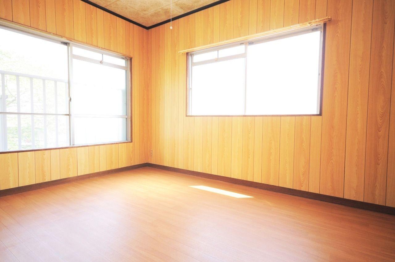 ヤマモト地所の夕部 大輔がご紹介する賃貸マンションの第3コーポ 306の内観の2枚目
