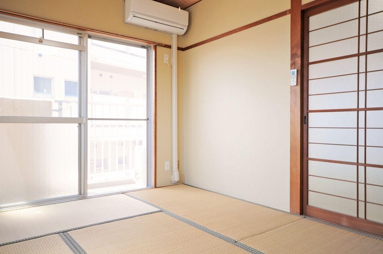 ヤマモト地所の夕部 大輔がご紹介する賃貸マンションの第3コーポ 306の内観の11枚目