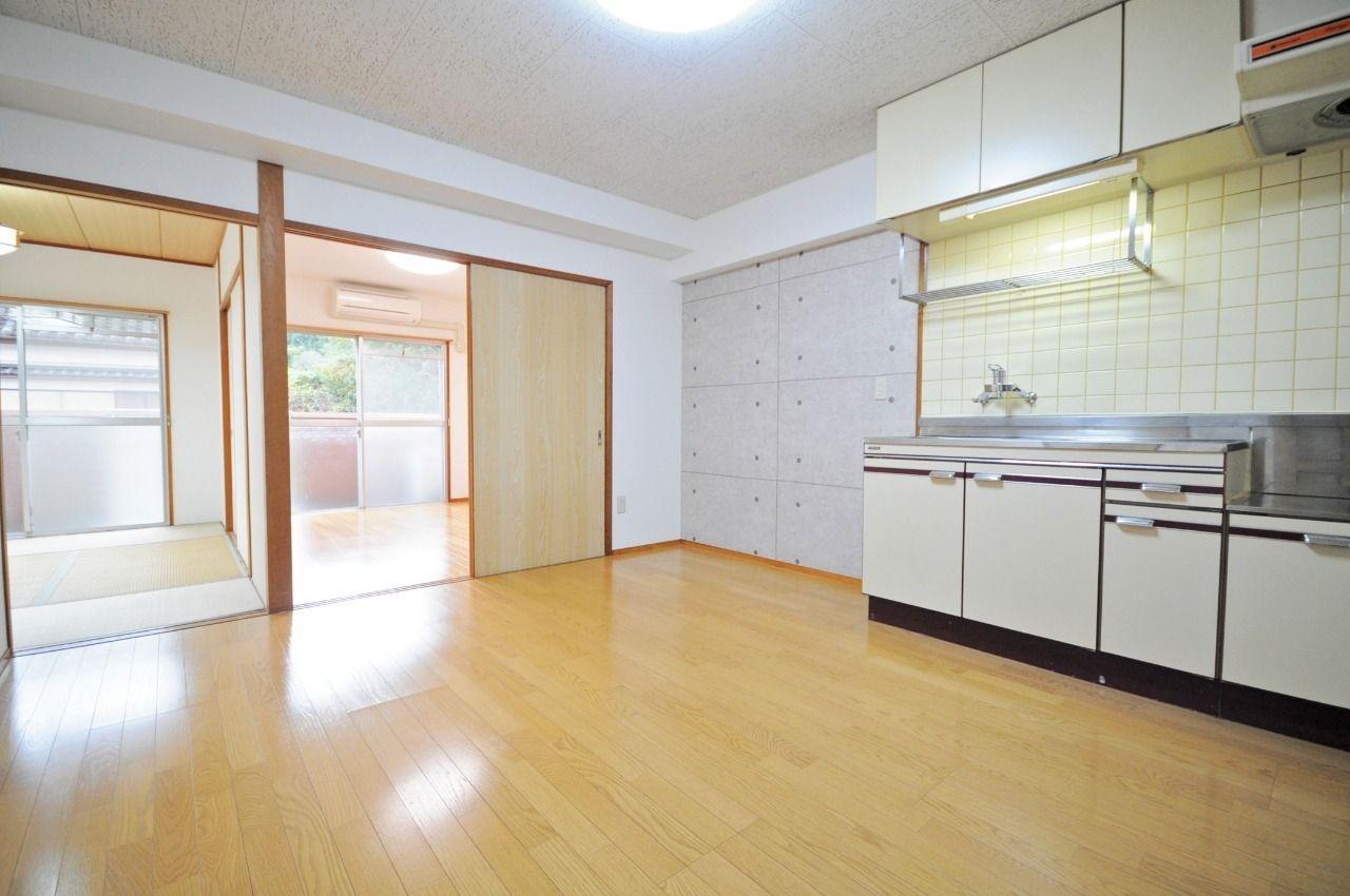 ヤマモト地所の賃貸マンションのSAKURAS具同 302の内観の8枚目