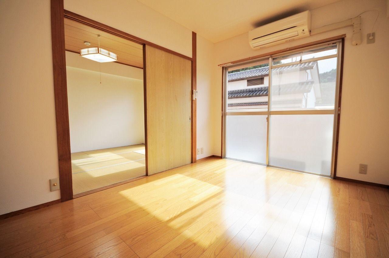 ヤマモト地所の賃貸マンションのSAKURAS具同 302の内観の13枚目