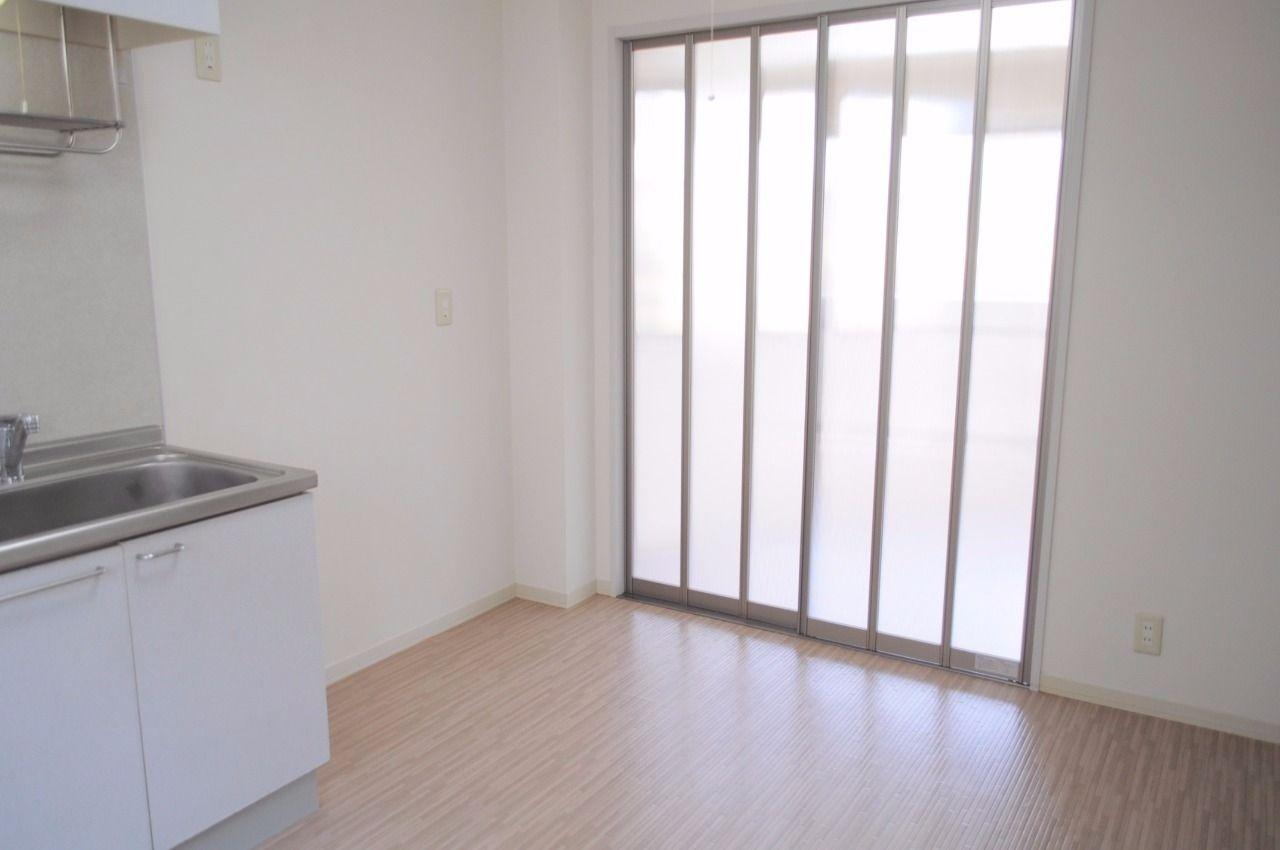 ヤマモト地所の賃貸アパートのラピンラポンA 101の内観の18枚目