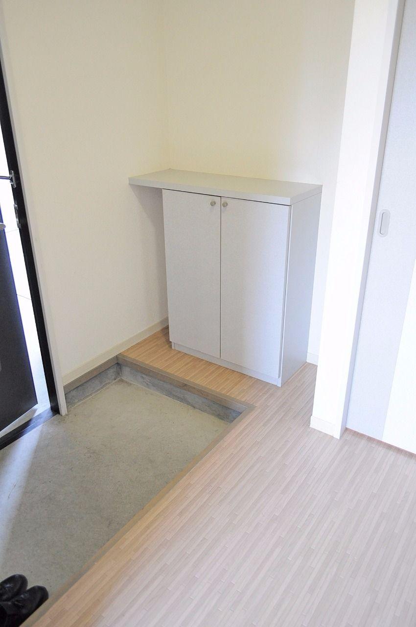 ヤマモト地所の賃貸アパートのラピンラポンA 101の内観の2枚目