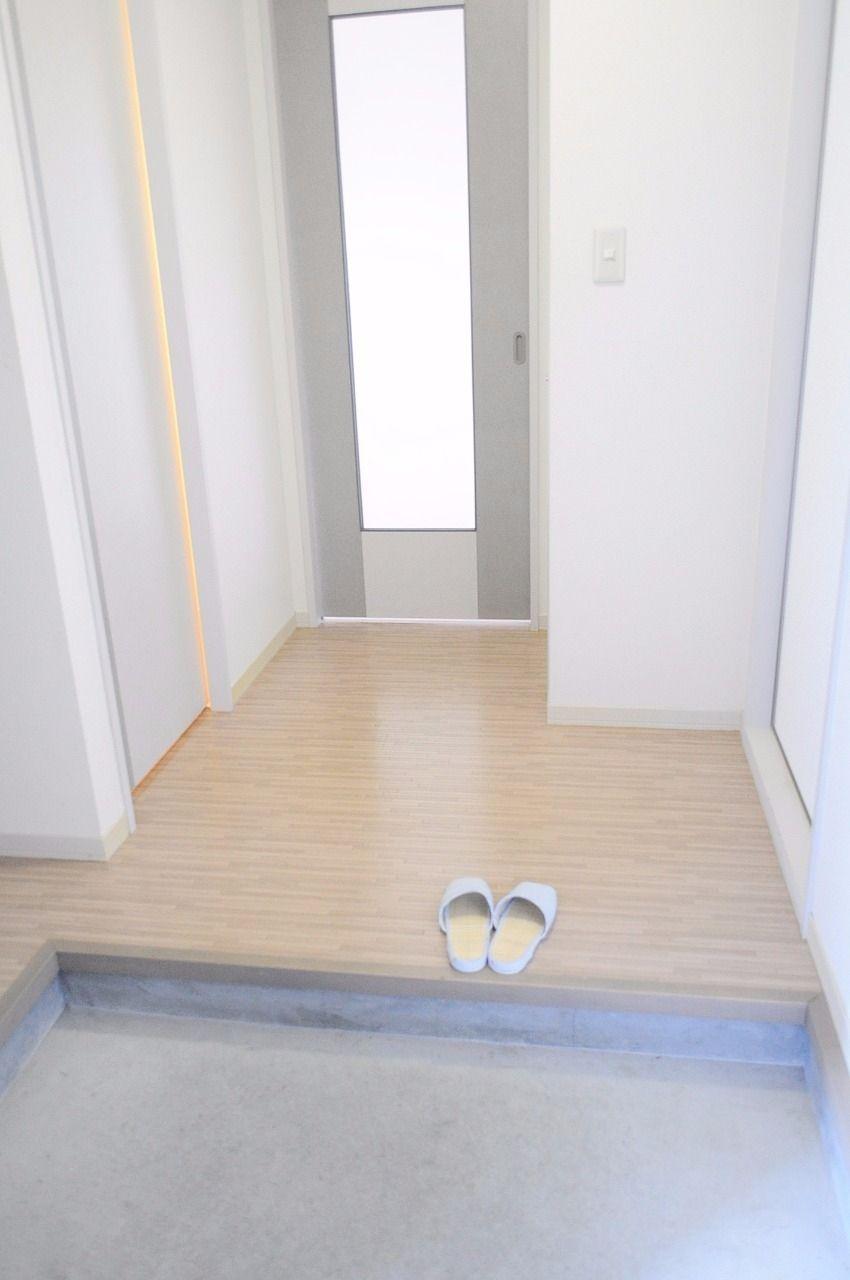 ヤマモト地所の賃貸アパートのラピンラポンA 101の内観の1枚目