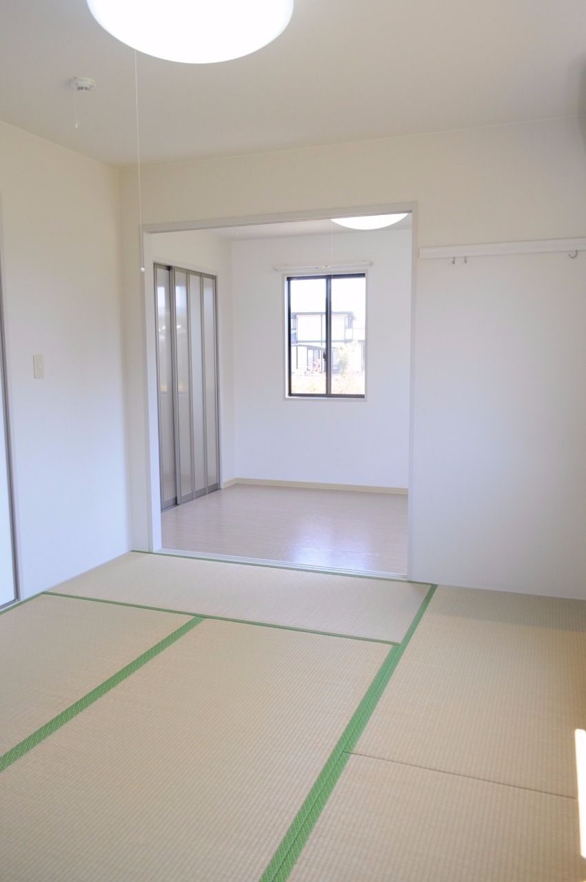 ヤマモト地所の賃貸アパートのラピンラポンA 101の内観の26枚目