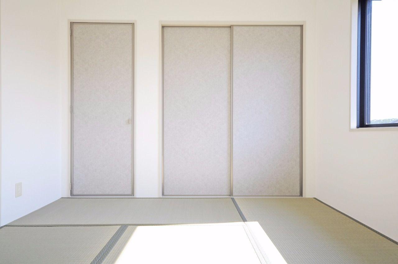 ヤマモト地所の夕部 大輔がご紹介する賃貸アパートのラピンラポンA 202の内観の19枚目