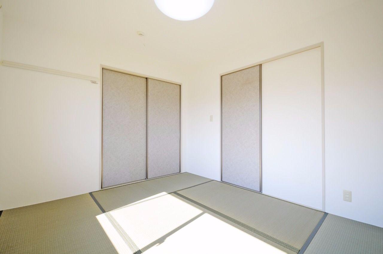 ヤマモト地所の夕部 大輔がご紹介する賃貸アパートのラピンラポンA 202の内観の15枚目