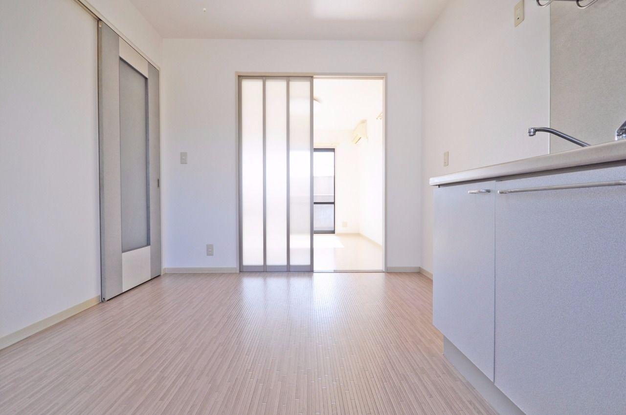 ヤマモト地所の夕部 大輔がご紹介する賃貸アパートのラピンラポンA 202の内観の39枚目