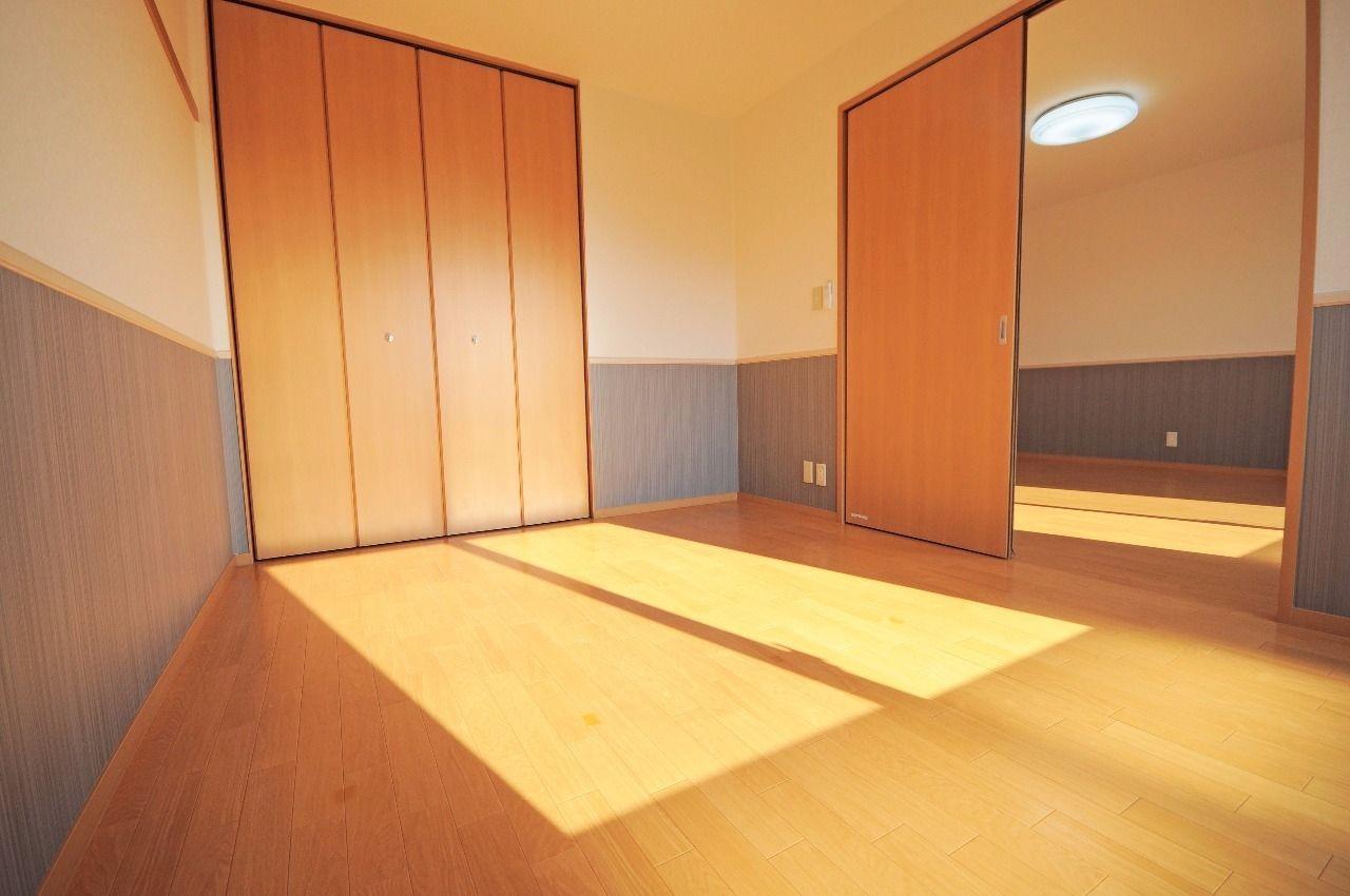 ヤマモト地所の夕部 大輔がご紹介する賃貸アパートのコーポファミール 202の内観の21枚目