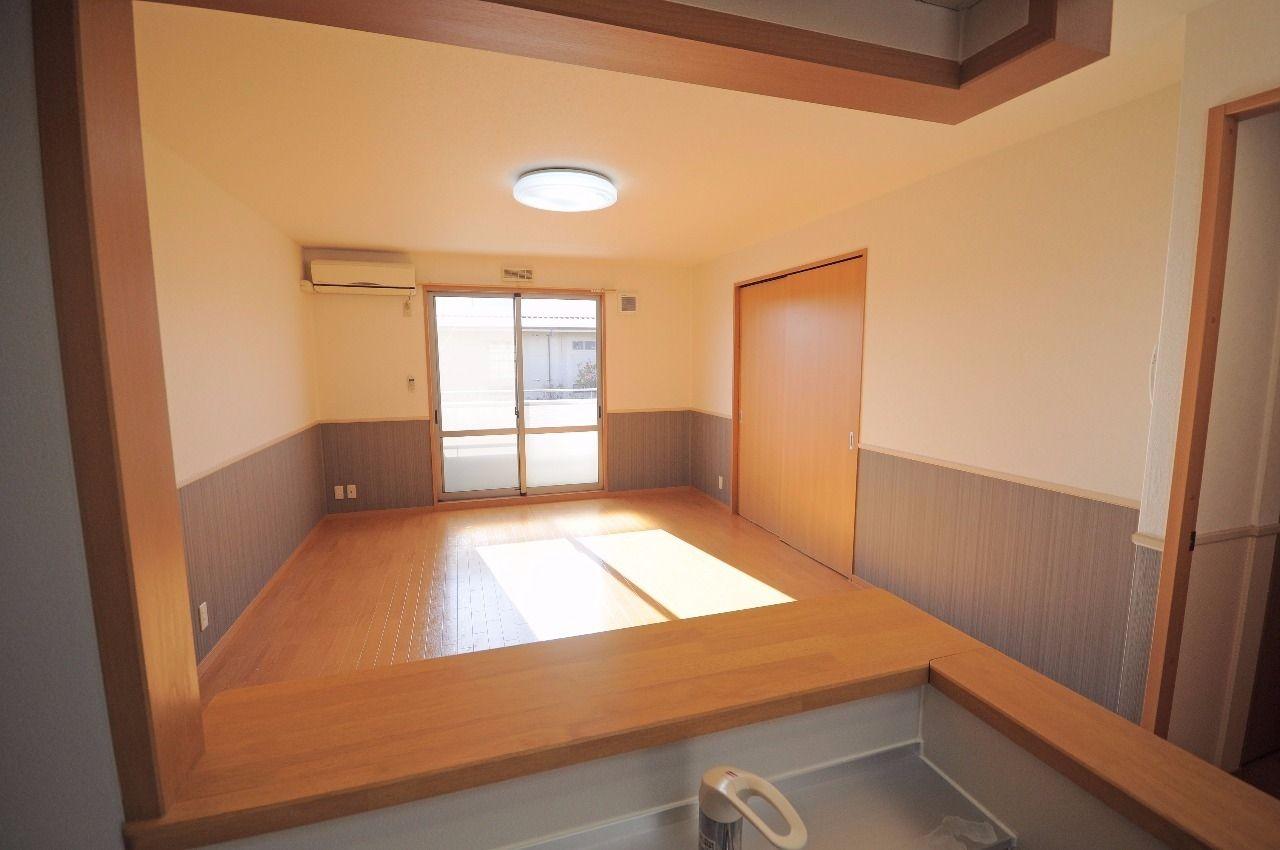 ヤマモト地所の夕部 大輔がご紹介する賃貸アパートのコーポファミール 202の内観の9枚目