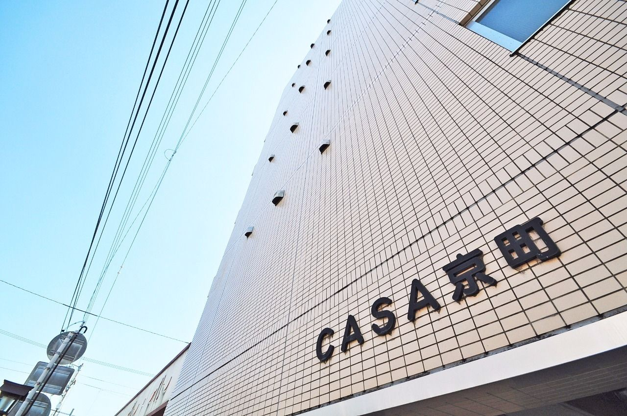 ヤマモト地所の夕部 大輔がご紹介する賃貸マンションのカーサ京町 307の外観の1枚目