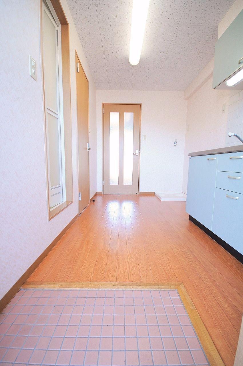 ヤマモト地所の夕部 大輔がご紹介する賃貸マンションのカーサ京町 307の内観の1枚目