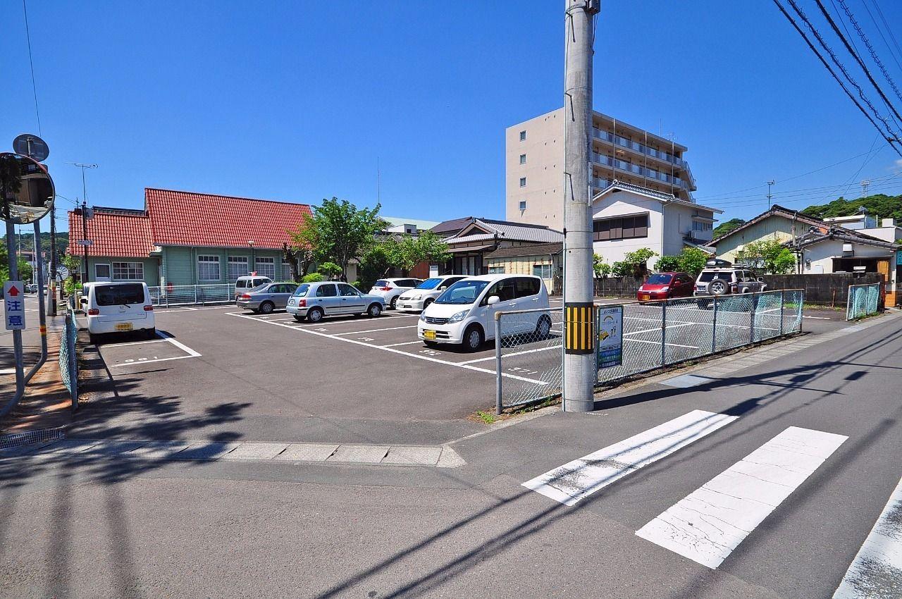 ヤマモト地所の夕部 大輔がご紹介する賃貸マンションのカーサ京町 307の外観の10枚目