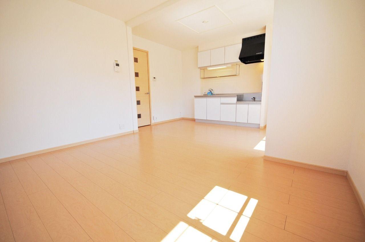 ヤマモト地所の那須 裕樹がご紹介する賃貸アパートのミニョン・ブローテ 202の内観の6枚目