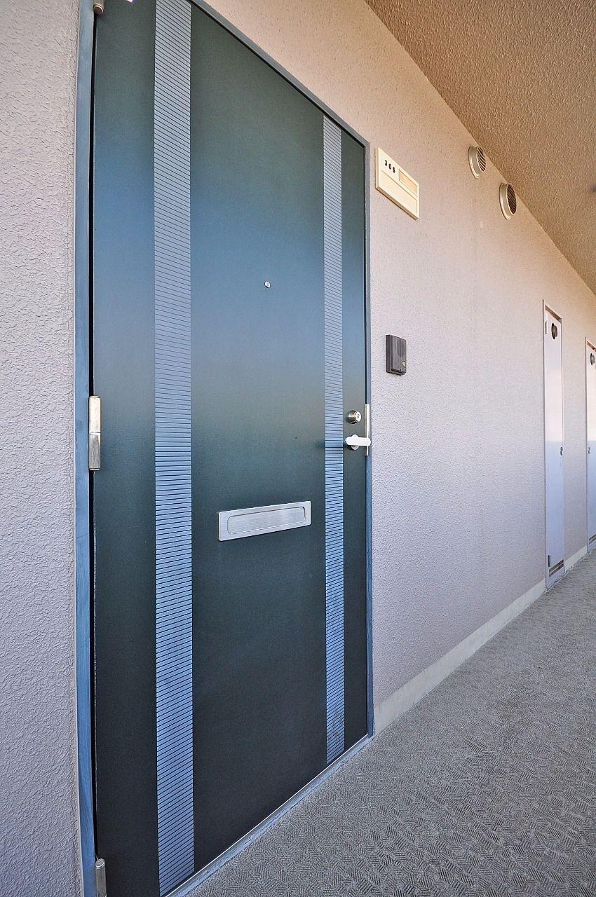 ヤマモト地所の長岡 優がご紹介する賃貸マンションのドリーム宮上Ⅱ 206の外観の2枚目