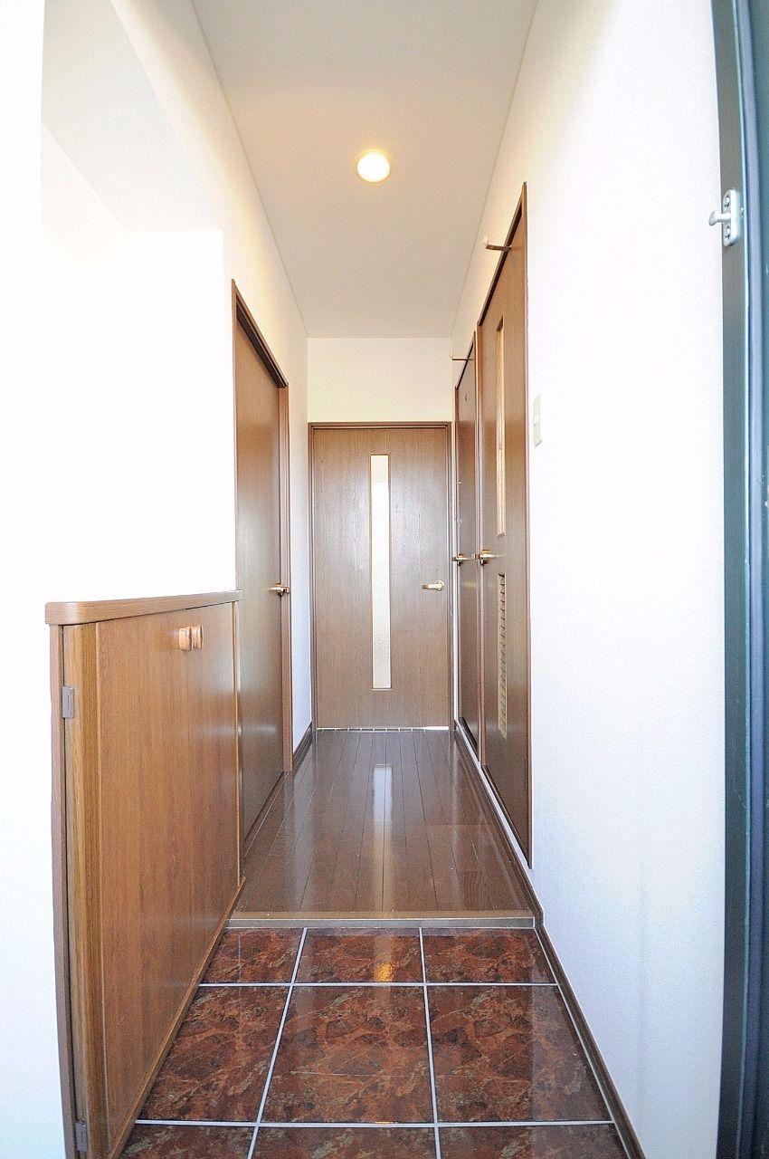 ヤマモト地所の長岡 優がご紹介する賃貸マンションのドリーム宮上Ⅱ 206の内観の2枚目