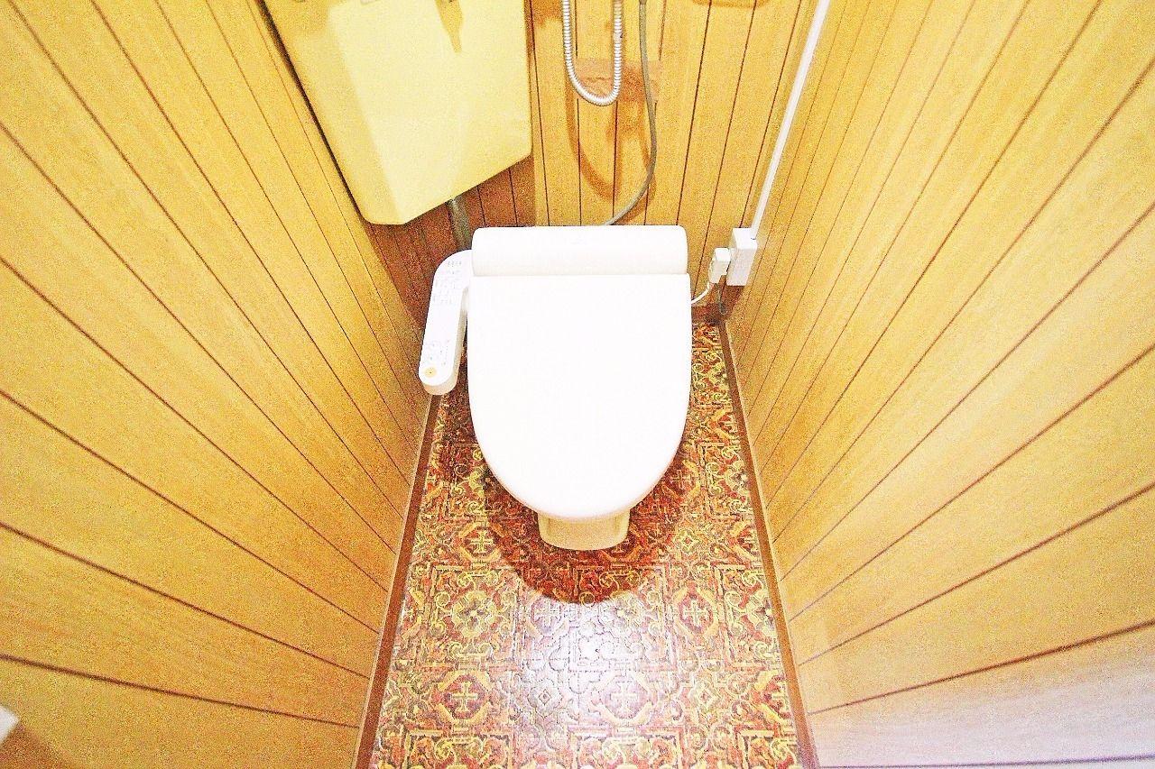 洗浄によってトイレットペーパーの消費量が減ります。お尻に優しい生活を。