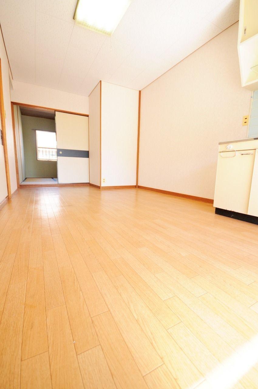 ヤマモト地所の長岡 優がご紹介する賃貸マンションの第2コーポ 102の内観の9枚目
