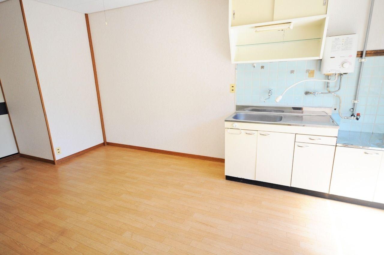 ヤマモト地所の長岡 優がご紹介する賃貸マンションの第2コーポ 102の内観の11枚目
