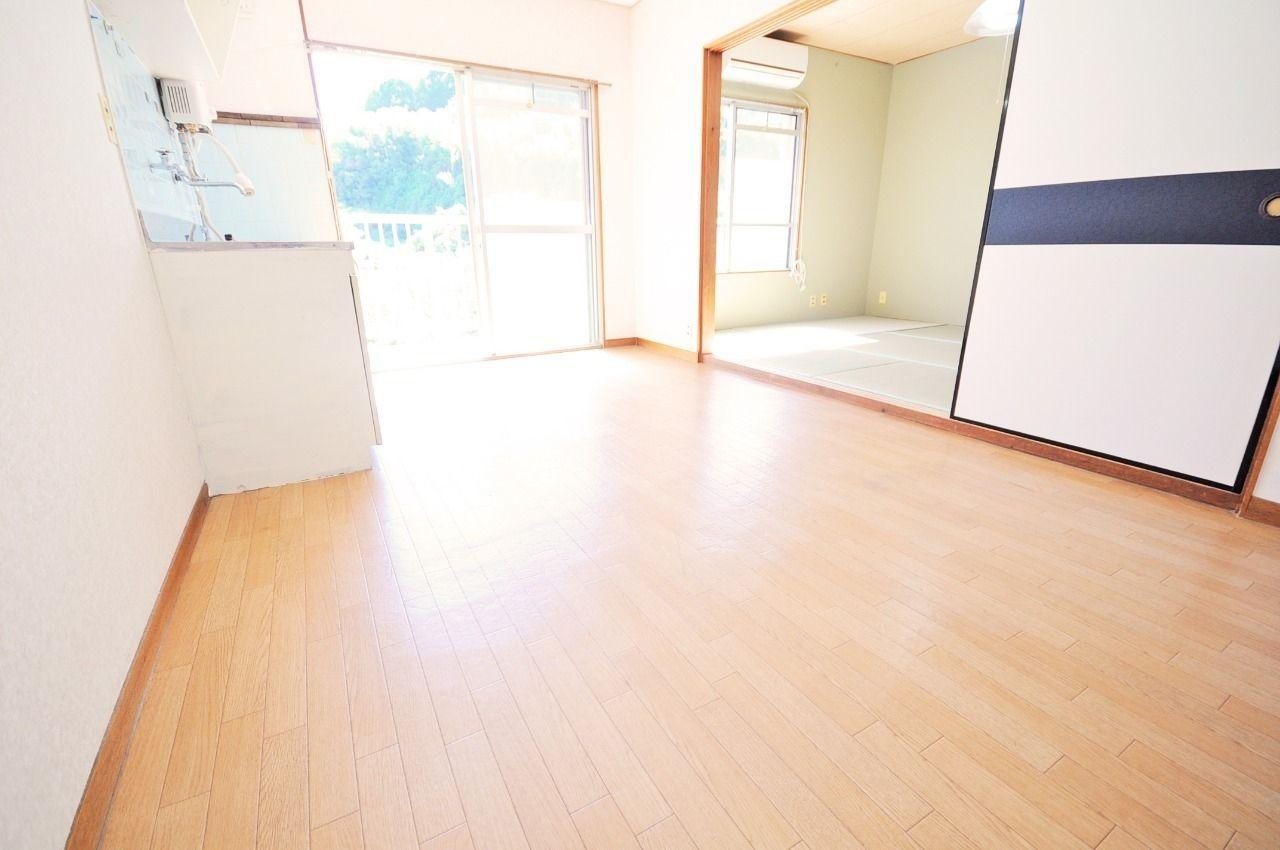 ヤマモト地所の長岡 優がご紹介する賃貸マンションの第2コーポ 102の内観の8枚目
