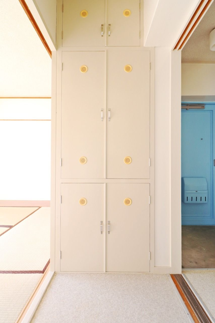 ヤマモト地所の宮本 留伊がご紹介する賃貸マンションのビレッジハウス佐岡1号棟の内観の3枚目