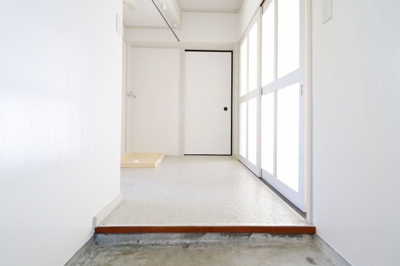 ヤマモト地所の宮本 留伊がご紹介する賃貸マンションのビレッジハウス佐岡1号棟の内観の2枚目