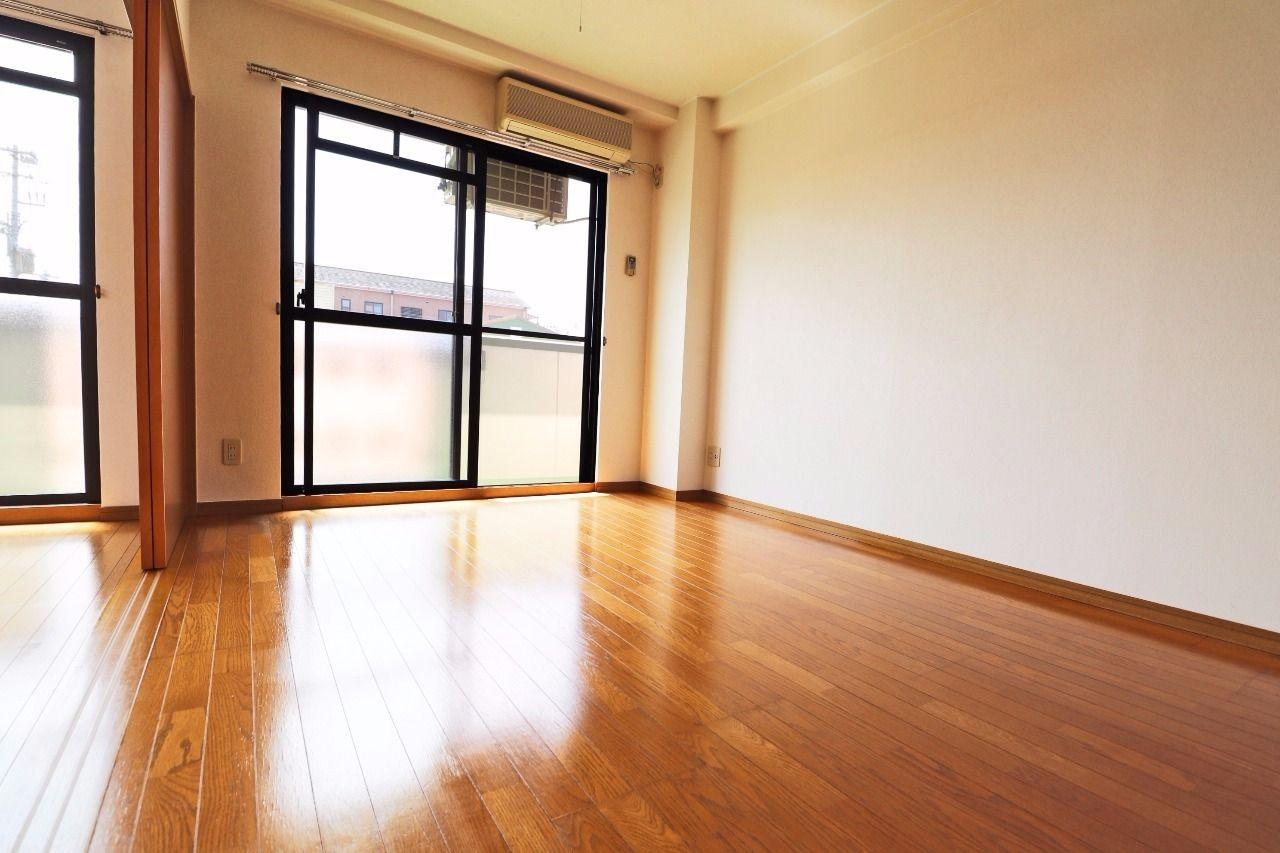 ヤマモト地所の夕部 大輔がご紹介する賃貸マンションのレジデンス・セルシオ・M 101の内観の11枚目