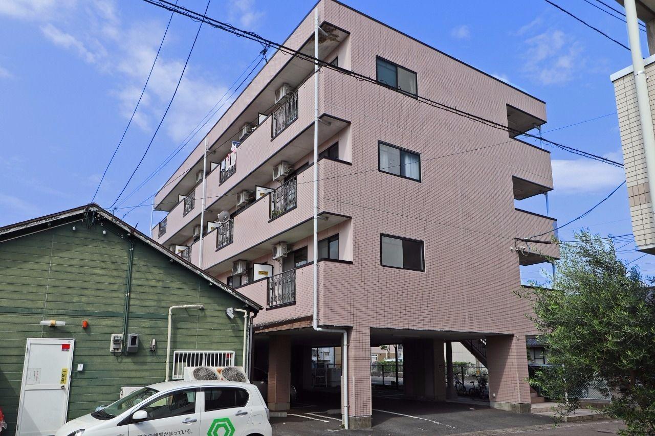 ヤマモト地所の夕部 大輔がご紹介する賃貸マンションのレジデンス・セルシオ・M 101の外観の8枚目