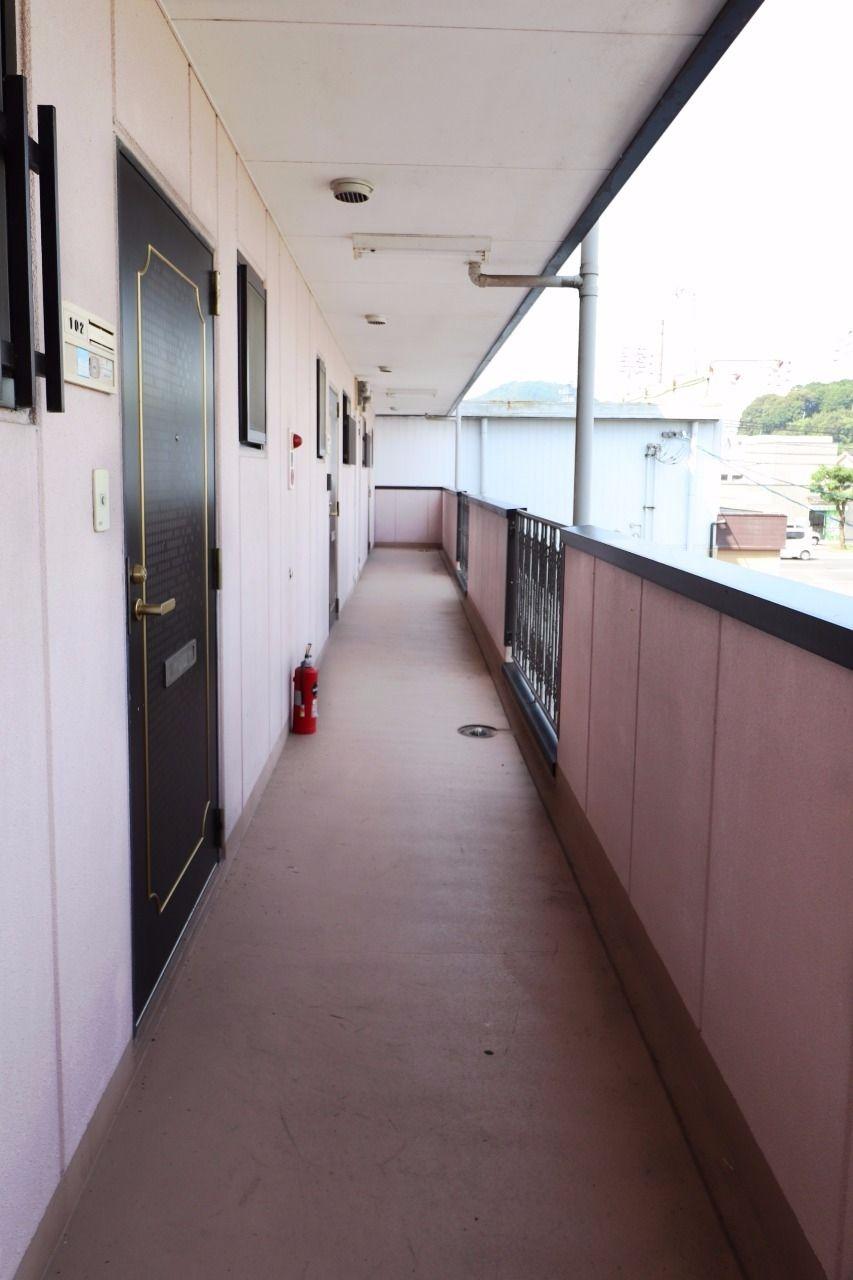 ヤマモト地所の夕部 大輔がご紹介する賃貸マンションのレジデンス・セルシオ・M 101の外観の5枚目
