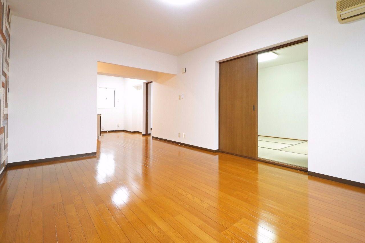 ヤマモト地所の西内 姫乃がご紹介する賃貸マンションのライトハウス新町 101の内観の6枚目